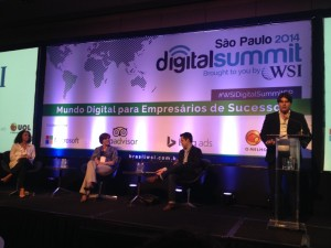 Evento Digital Summit SP Marketing Digital WSI