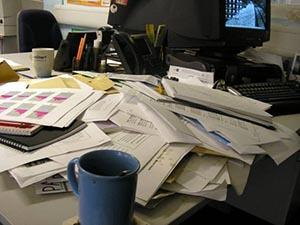 Organização para se trabalhar