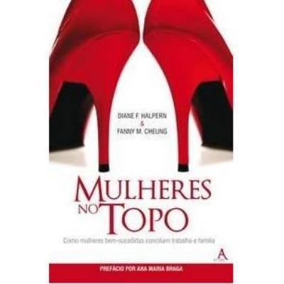 Mulheres no Topo - Livro