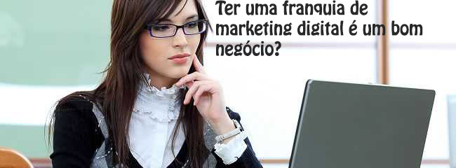 Franquia de Marketing Digital