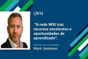 Entrevista com o Consultor WSI, Mark Jamieson