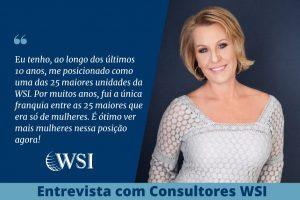 Entrevista com a Consultora WSI, Alison Lindemann, de Los Angeles, EUA